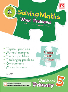 Thinking Cap: Solving Maths Workbook Primary 5