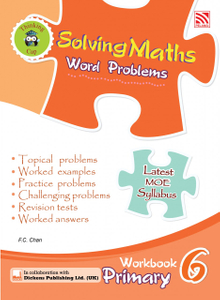 Thinking Cap: Solving Maths Workbook Primary 6