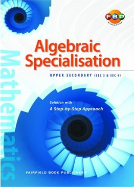 Algebraic Specialisation Upper Secondary