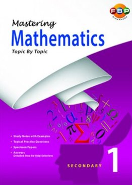 Mastering Mathematics Topic by Topic S1