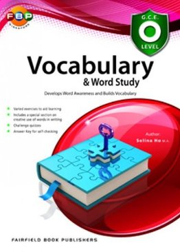 Vocabulary and Word Study O Level
