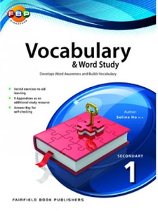 Vocabulary & Word Study Sec1