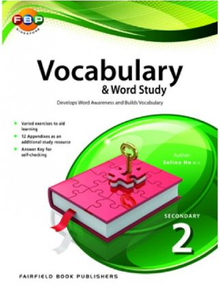 Vocabulary & Word Study Sec2