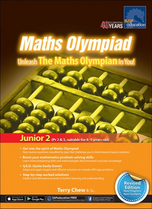 Maths Olympiad Unleash The Maths Olympian In You! (Junior 2) - Revised Edition