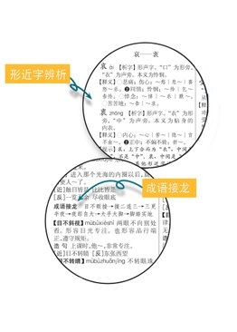 New Chinese Dictionary 学生学习词典