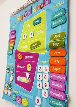 My Calendar Multi Colour