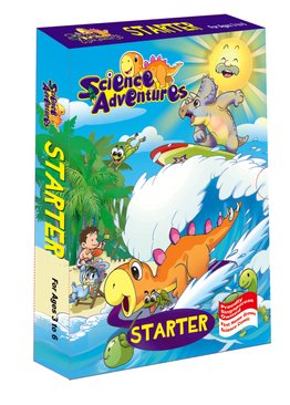 Science Adventures Starter Box Set