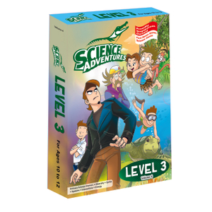 Science Adventures Level 3 [2016 Box Set]