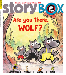 Story BOX  - One Year Subscription