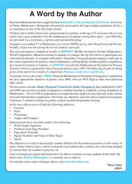 Maths Olympiad Unleash The Maths Olympian In You! (Intermediate)