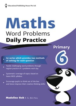 Maths Word Problems Daily Practices 6 (New Syllabus)