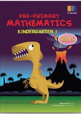 Pre-Primary Math Kindergarten 1 Activity Book A