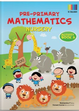Pre-Primary Math Nursery Activity Book A