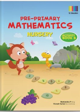 Pre-Primary Math Nursery Activity Book B