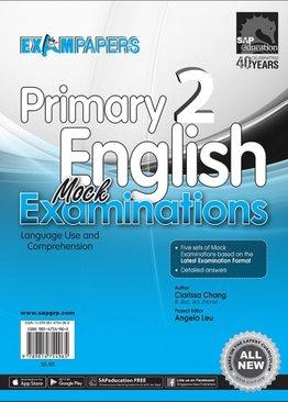 Primary 2 English Mock Examinations