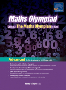 Maths Olympiad Unleash The Maths Olympian In You! (Advanced)