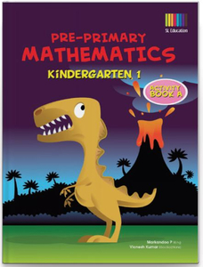 Pre-Primary Math Kindergarten 1 Activity Book A