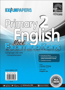 Primary 2 English Mock Examinations