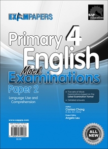 Primary 4 English Mock Examinations