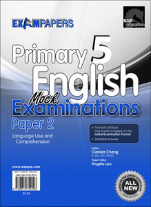 Primary 5 English Mock Examinations