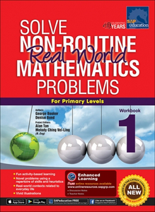 Solve Non-Routine Real World Mathematics Problem Workbook 1