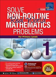 Solve Non-Routine Real World Mathematics Problem Workbook 1