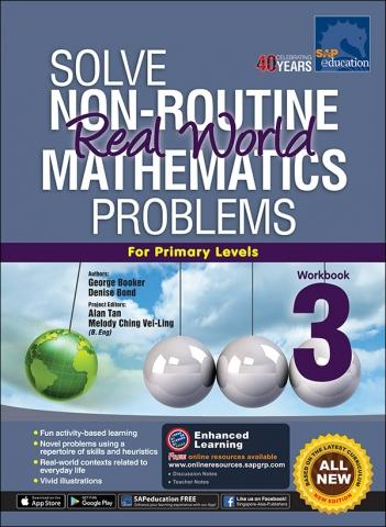 Solve Non-Routine Real World Mathematics Problem Workbook 3 ...