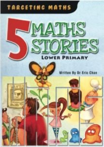 5 Maths Stories - Lower Primary