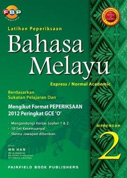 Bahasa Melayu Secondary 2