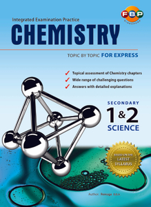 Integrated Examination Practice Science Chemistry S1 & 2