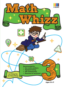 Math Whizz 3