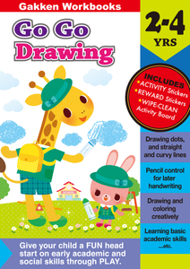 Go Go Drawing 2-4