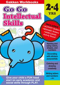 Go Go Intellectual Skills 2-4