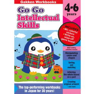 Go Go Intellectual Skills 4-6