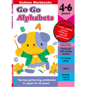 Go Go Alphabets 4-6