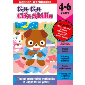 Go Go Life skills 4-6