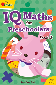 IQ Maths for Preschoolers Book 2