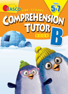 Pre-School Comprehension Tutor Book B