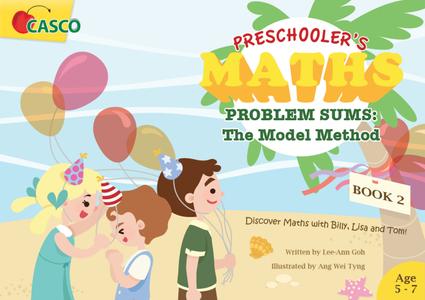 Preschooler's Maths Problem Sums Book 2