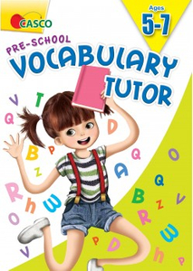 Pre-School Vocabulary Tutor
