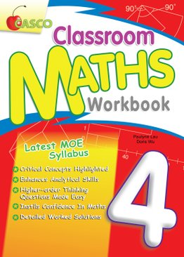 Classroom Maths Workbook 4