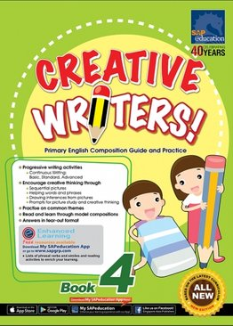 Creative Writers! Book 4