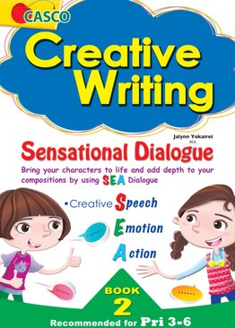 Creative Writing Sensational Dialogue Book 2