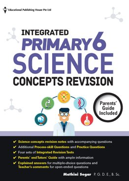 Integrated Science Concepts Revision 6