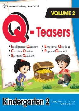 K1 Q-teasers Volume 2