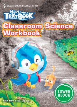 More Than a Textbook - Classroom Science Workbook Lower Block
