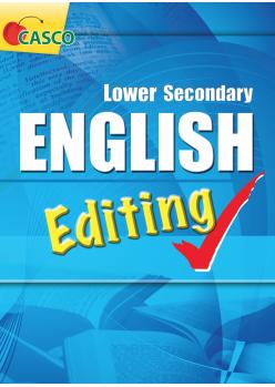 Lower Secondary English Editing