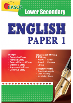 Lower Secondary English Paper 1