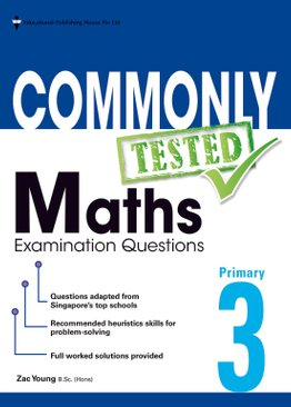 Commonly Tested Maths Examination Questions 3