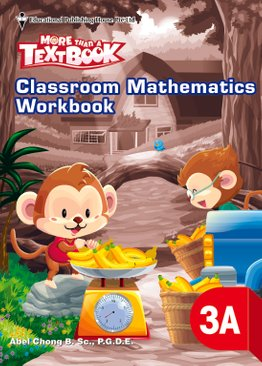 More Than A Textbook - Classroom Mathematics Workbook 3A